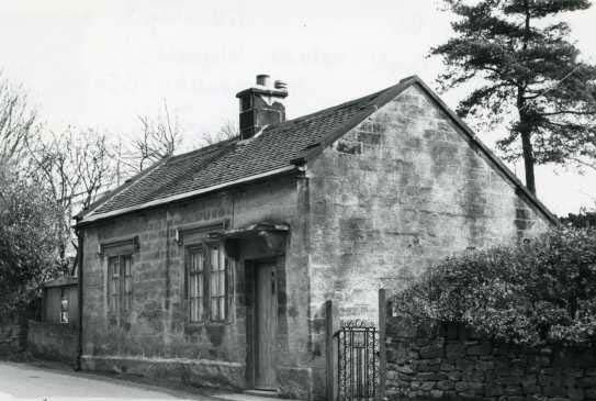 Photo of the Alderwasley Toll House