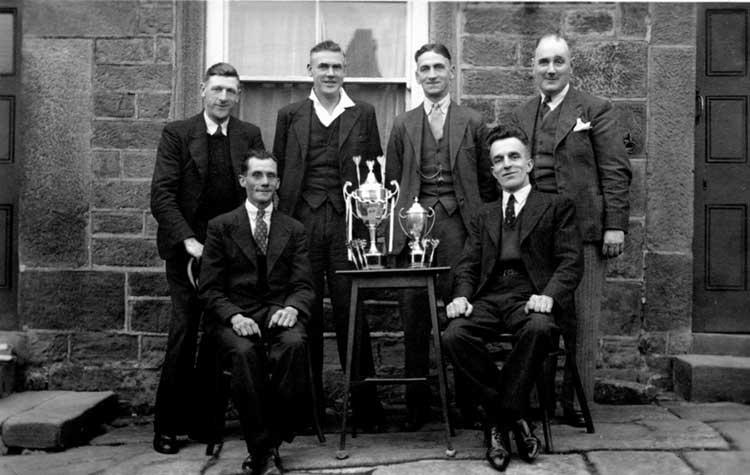 Photo of Wheatsheaf Inn darts players